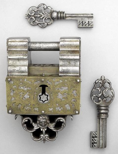 keys and lock http://nends.tumblr.com/post/4006295581/keys-and-locks-http-www-photo-rmn-fr