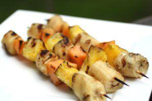 Grilled Fruit Kabobs - Primal Palate | Paleo Recipes