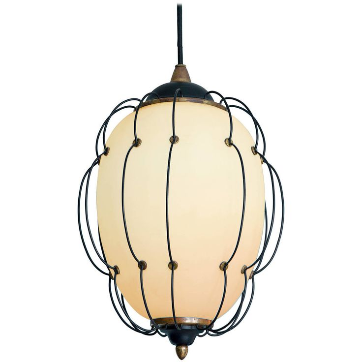 Italian Lantern Ceiling Light | From a unique collection of antique and modern lanterns at https://www.1stdibs.com/furniture/lighting/lanterns/