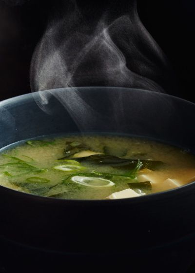 Miso soup recipe: The best cold-busting recipe we've got.