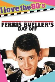 My favorite 80's teen movie. Lots of fun, and you end up wishing you could spend a day away from school with Ferris. Although at the end you realize that he will have a miserable adult life, oh well.