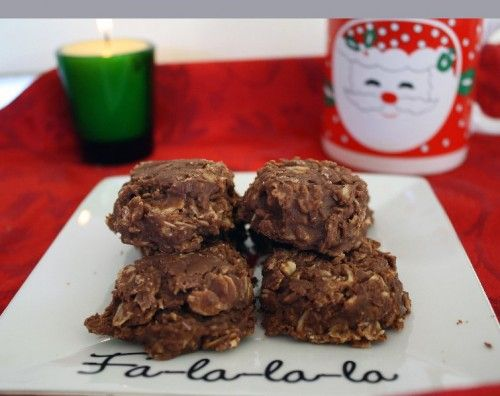 No-Bake Nutella Cookies: No Bake Nutella Cookies, Food Recipes, Holiday Cookies, Nutella Recipes, Holidays, No Bake Recipes, Nutella No Bakes, Cookie Recipes
