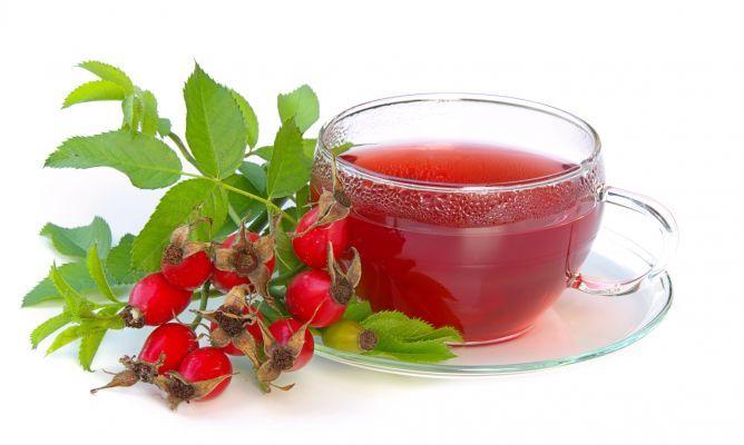 Infusión antioxidante y rejuvenecedora