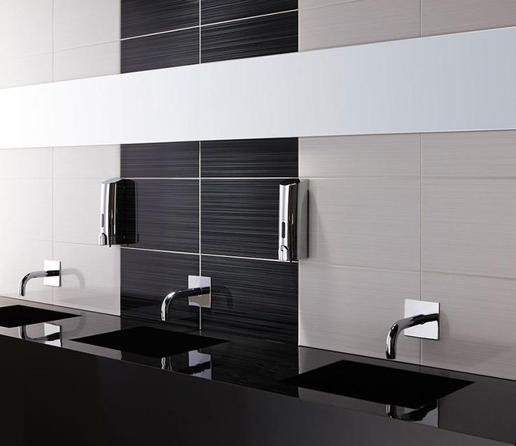 Brighton Black Wall Tile By British Ceramic Tile (UK). A White Body Ceramic  Gloss Wall Tile Suitable For Kitchens And Bathrooms. The Brighton Range  Comes In ...