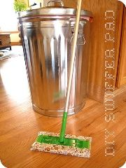 Easy easy easy! And such a lifesaver, now I can use whatever cleaner I want and no more wasting money on Swiffer pads