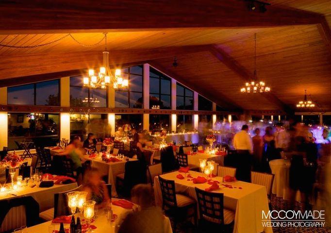 Paint Creek Country Club Mackinac Island Wedding Country Club