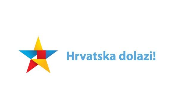 Hrvatska dolazi (Croatia is coming) by Prospekt Design , via Behance