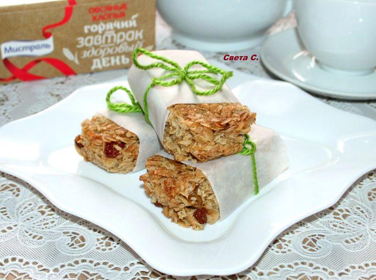 """ПЕЧЕНЬЕ """"ГРАНОЛА"""" http://www.koolinar.ru/recipe/view/120049"""