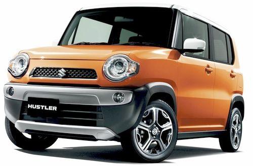 軽クロスオーバー車「ハスラー」 ▼28Oct2014静岡新聞|スズキ国内販売最高 上半期、ハスラー効果底上げ http://www.at-s.com/news/detail/1174136442.html #Suzuki_HUSTLER