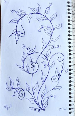Leafy vines  http://luannkessi.blogspot.com/