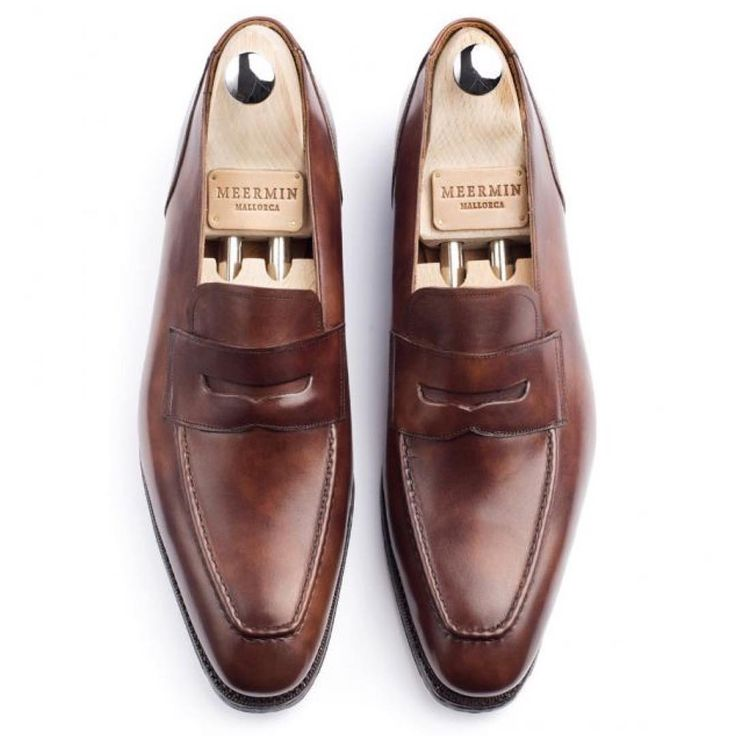 Pour Démarrer New York Alexander Penny Loafers - Brun