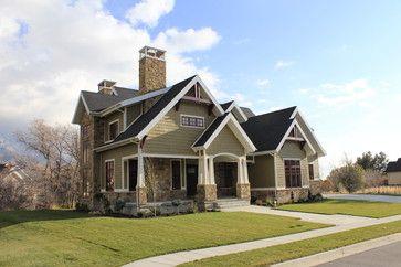 exterior house paint color combinations | Exterior home color schemes Design Ideas, Pictures, Remodel and Decor