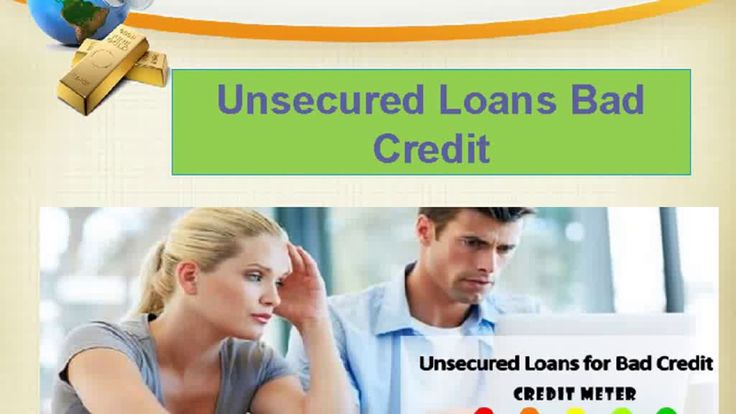 In this video you will come to know how #unsecuredloans for people with bad credits can help in poor financial situations. Through this video, you get to know the ways of meeting your expenses with the loan.