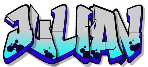 word graffiti generator