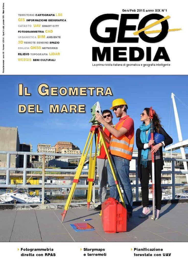 GEOmedia 1 2015