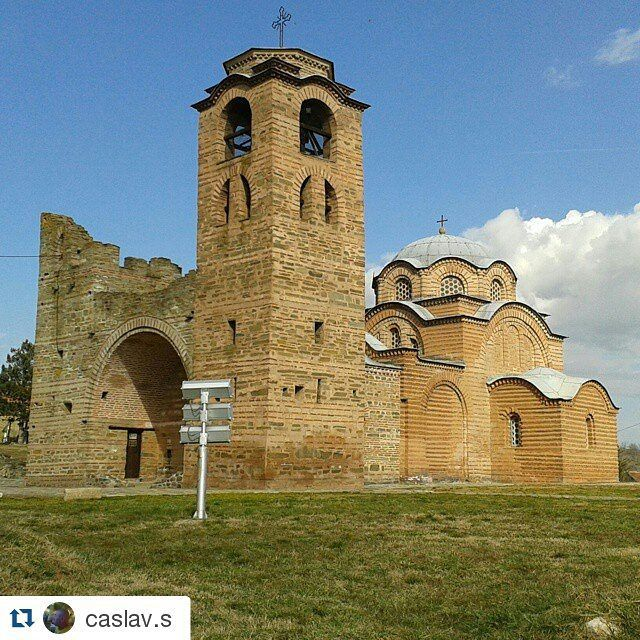 Crkva Svetog Nikole (St.Nicola) is oldest #church built by serbian ruler Stefan Nemanja in 12th century. View from a distance. More info about #history of #Serbia on http://wheretoserbia.com #wheretoserbia #Travel #Holidays #Trip #Wanderlust #Traveling #Travelling #Traveler #Travels #Travelphotography #Travelph #Travelpic #Travelblogger #Traveller #Traveltheworld #Travelblog #Travelbug #Travelpics #Travelphoto #Traveldiaries #Traveladdict #Travelstoke #TravelLife #Travelgram #Travelingram…