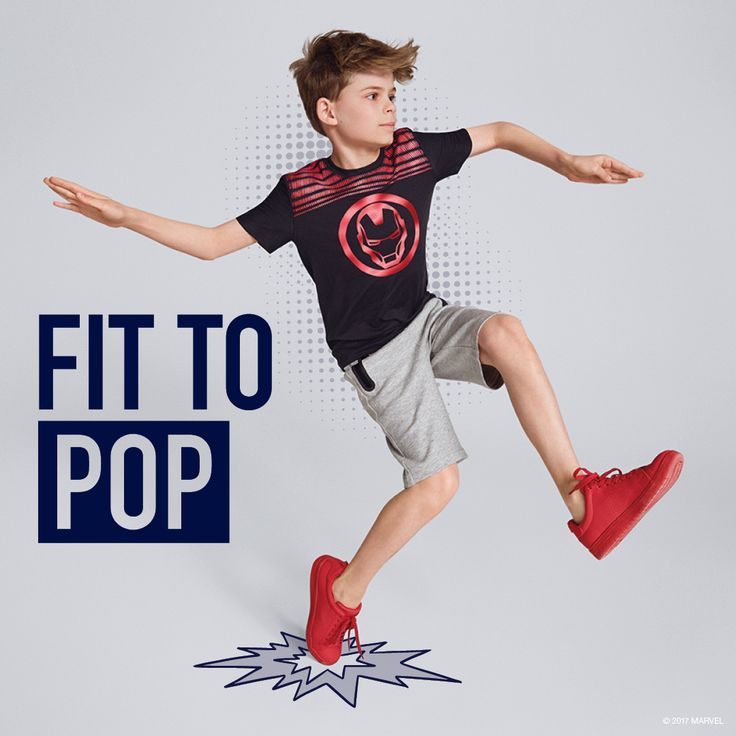 スーパーヒーローにふさわしい強さと可能性を秘めた子どもたち。そんなアクティブな未来のスーパーヒーローにぴったりなのが、機能性も着心地も抜群のGapFit x MARVEL コレクション。あこがれのスーパーヒーローアイテムを全国のGapストアまたはオンラインストアでGETして。  [Kid Boy] Tシャツ ¥2,900 ショーツ ¥3,900  #GapxMarvel #GapFit #GapKids #MARVEL #マーベル #子ども服、#水着 #サーフィン #キャプテンアメリカ #アイアンマン #スパイダーマン #スーパーヒーロー #アメコミ