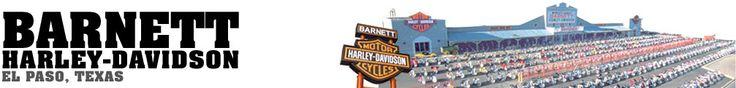 Barnett Harley-Davidson Online Store