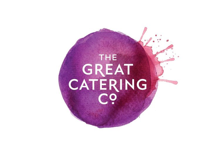 The Great Catering CompanyLogo, Business Cards, Graphicdesign, Graphics Design, Brand, Catering Company, New Zealand, Types Foundry, Klim Types