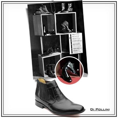 Escolha o calçado certo para te acompanhar durante o outono!   Aqui vai uma indicação da linha de botas da Di Pollini que saiu na edição de abril da revista Status: