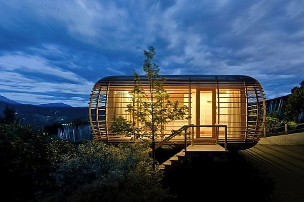 Sustainable Houses: Taking Your Nomadic Home With You, Wherever You Go