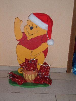 Adventskalender mit Winnie Pooh Druckversion@creadoo -Die Nr.1 in kreativer Freizeit!