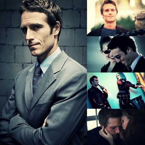 Alias ~Awesome show and with Michael Vartan - One of my biggest celebrity crushes of all time! <3