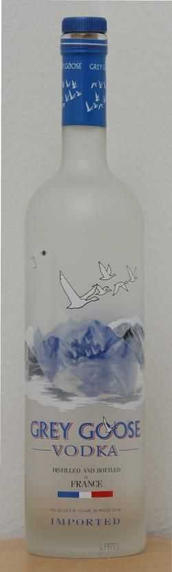 Grey Goose (vodka) - Wikipedia, the free encyclopedia