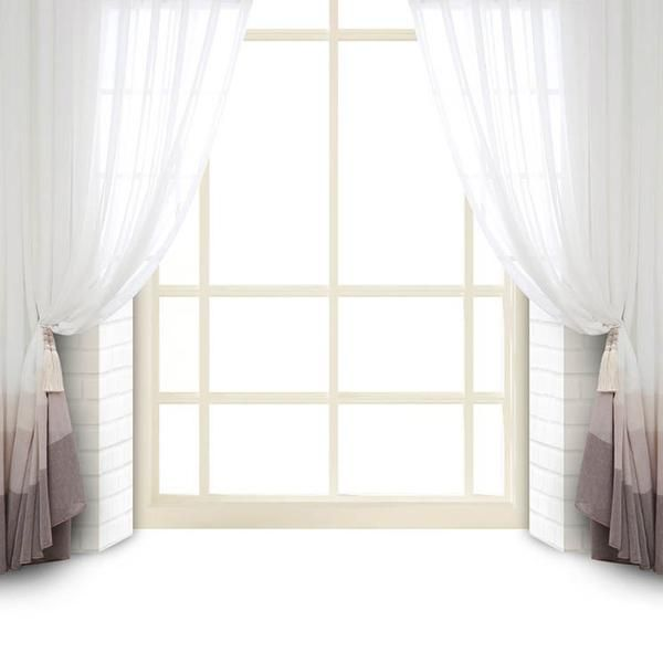 Fox Rolled White Curtain Window Vinyl Wedding Backdrop In 2020 Window Curtains White White Curtains Window Vinyl