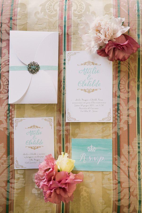 Wedding Theme Inspiration - Dreamy Italian Lakes