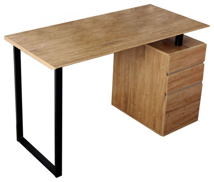 Desk Contemporary Design Modern Design Side Cabinet Compact Computer Desk   Contemporary