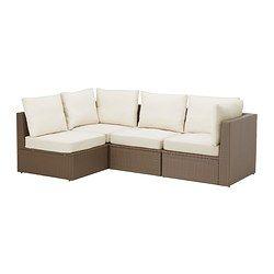 Sitt- och loungemöbler för en bekväm uteplats - IKEA