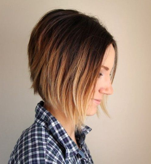 shorter bob ombre | 38 Pretty Short Ombre Hair You SHOULD Not Miss - Styles Weekly