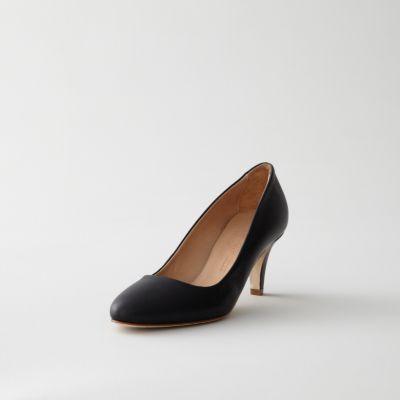 Common Projects Classic Low Heel Pumps   Women's Shoes   Steven Alan