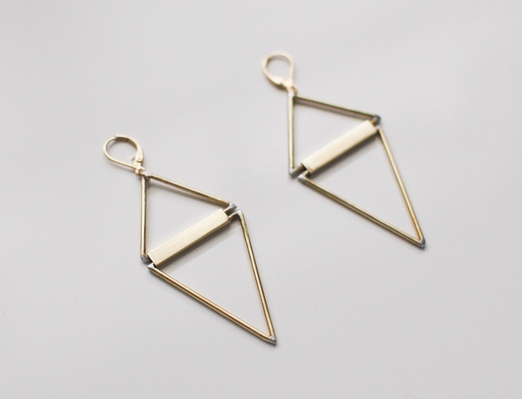 cato earrings - from PALOMARIE