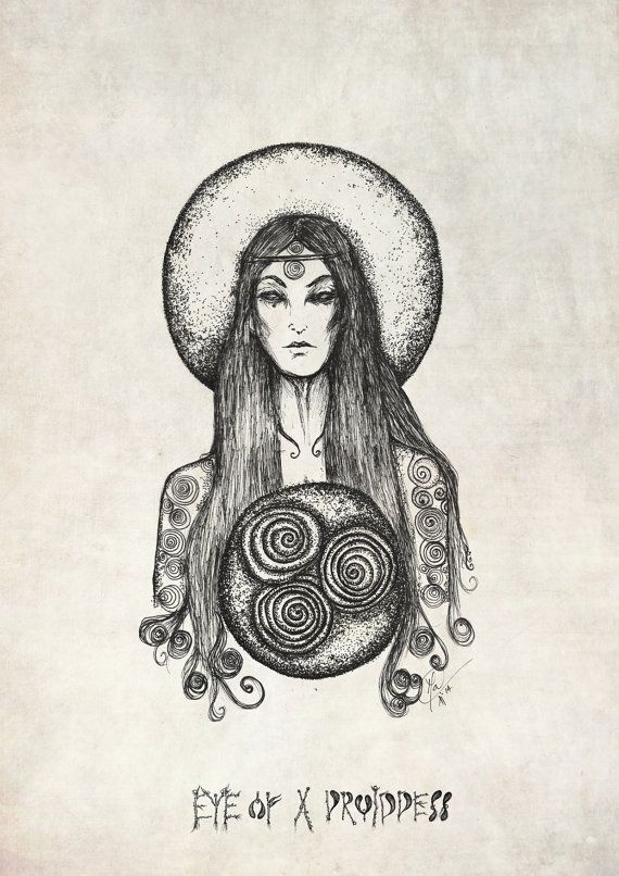 Danu or Anu. She is often seen as the mother of all gods, more specifically as the mother goddess of the Tuatha Dé Danann.