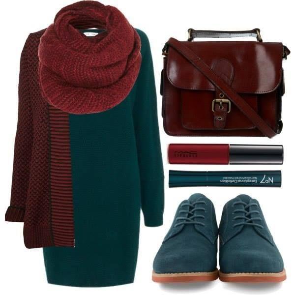 10 модных look: как составить зимний гардероб