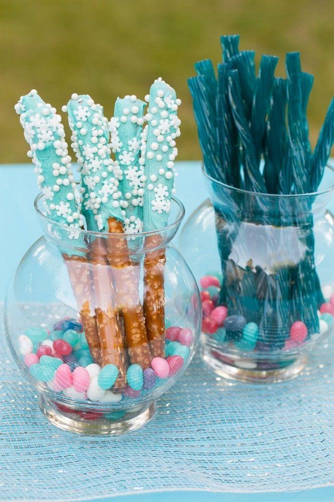 Best 25 Frozen Birthday Party Ideas On Pinterest