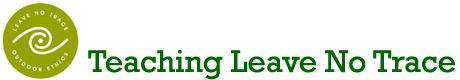 Scouting.org Resources for Teaching Leave No Trace