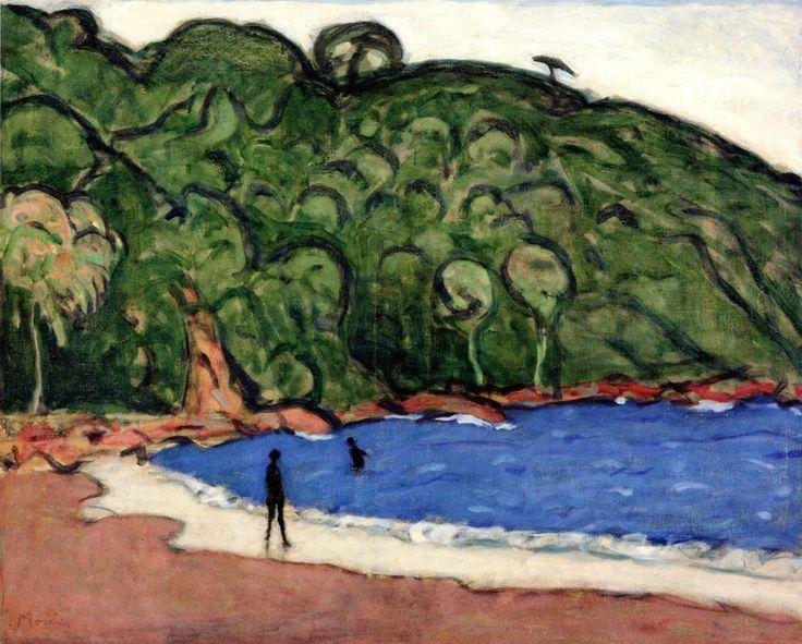 The Athenaeum - Landscape, Trinidad (James Wilson Morrice - 1921)
