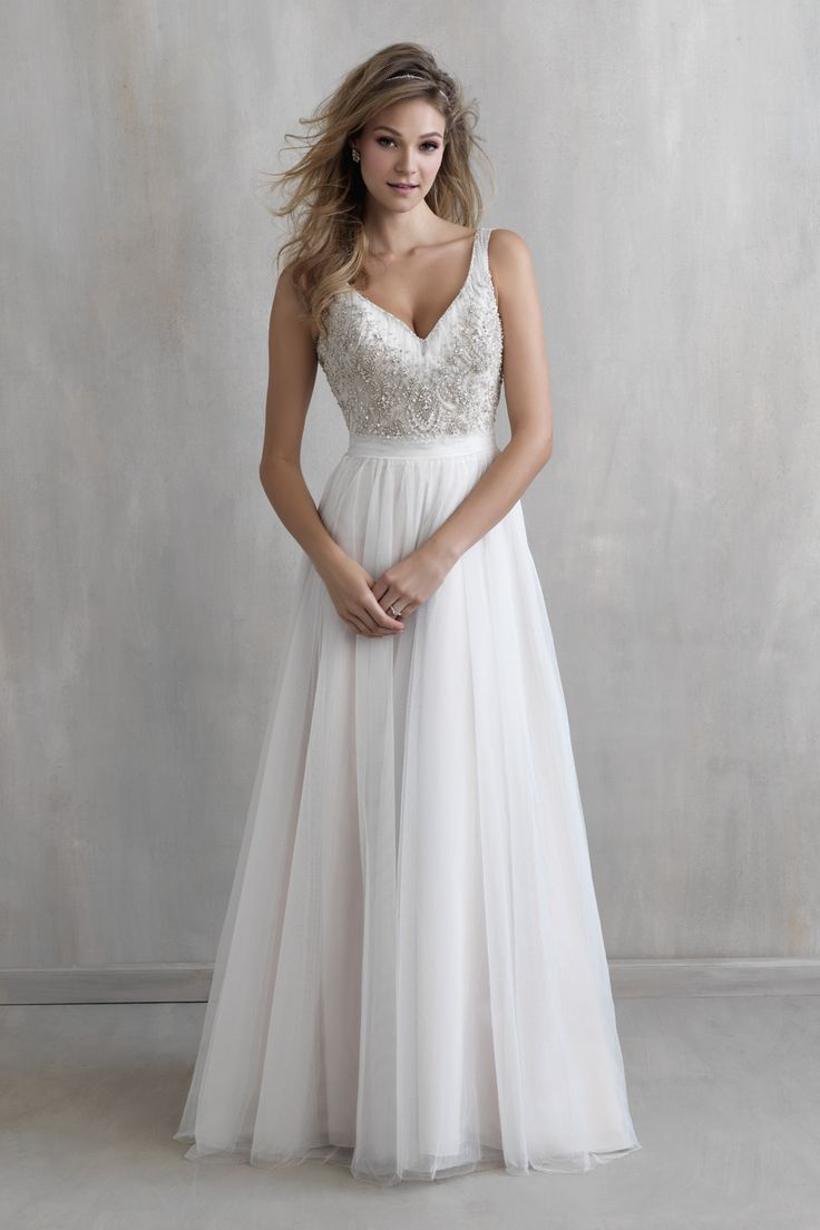 Wedding dress - Madison James 209
