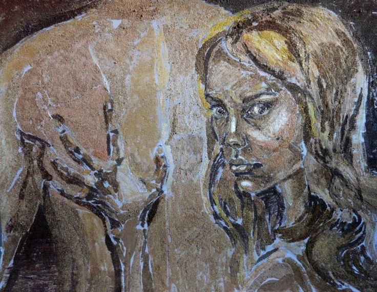 "Saatchi Art Artist Indie Ru; Collage, ""We kill beloved ones."" #art"