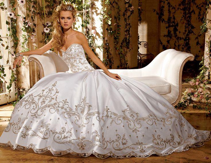 Princess Ball Gown Wedding Dress: Best 25+ Princess Wedding Dresses Ideas On Pinterest