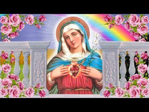 LAS 3 ORACIONES DIARIAS A MARIA - YouTube