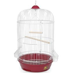 Prevue Pet Products Classic Red Round Bird Cage hey Noona i heard you wear looking...  http://www.overstock.com/Pet-Supplies/Prevue-Pet-Products-Classic-Red-Round-Bird-Cage/6236529/product.html?refccid=EFSSSX2WHHLYEDSPYECLUEYS6A&searchidx=22