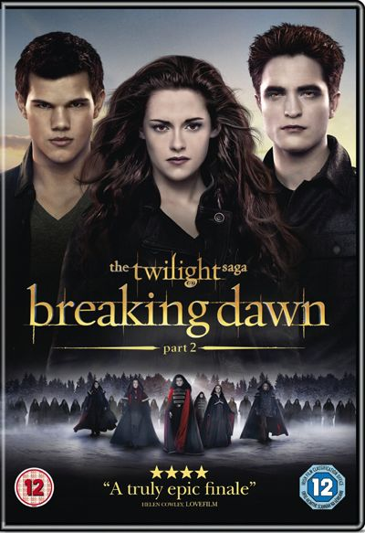 Film Review - The Twilight Saga: Breaking Dawn Part 2