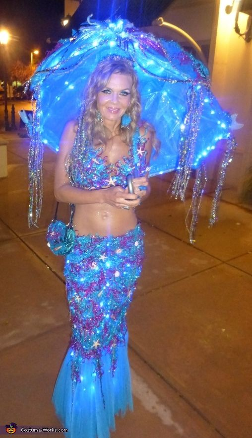 17 best ideas about jelly fish costume on pinterest for Sexy fish costume