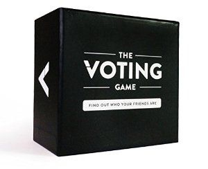 Amazon.com: The Voting Game - The Adult Party Game About Your Friends.: Toys & Games