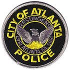 Atlanta Police Department -- where Trey and Garrity first became partners