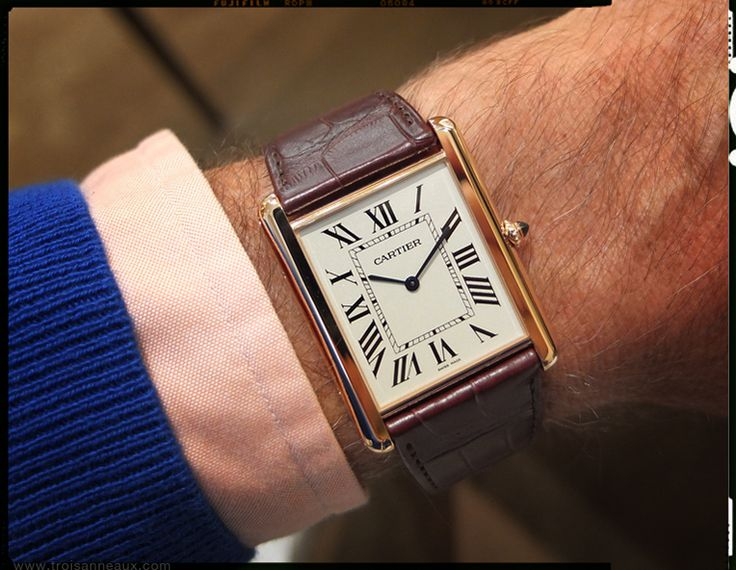 Cartier's Tank; part 2 – The Current Line Up | Revolution Media Pte Ltd